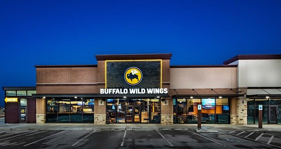 Buffalo Wild Wings sports bars hit a home run with CMX1's ActivityStudio®