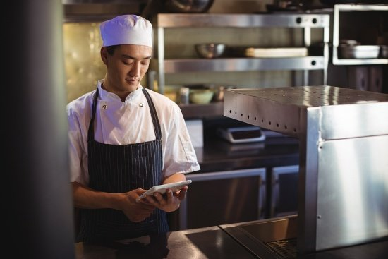 Maybe it's time to finally ditch the paper checklists and automate your restaurant operations