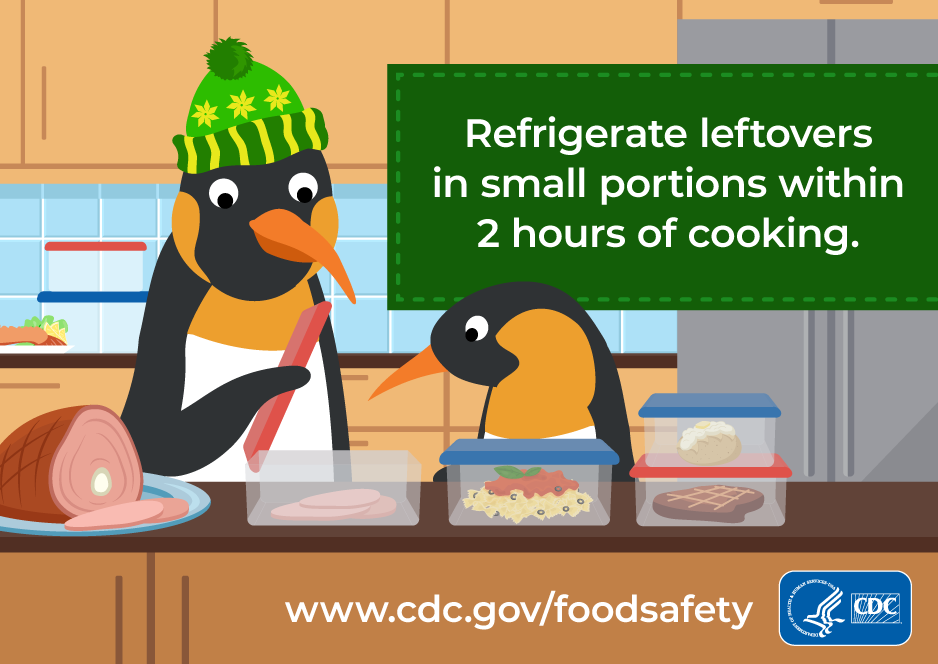 What is your brand doing for National Food Safety Education Month?